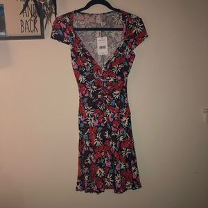 Free People Floral Dress NWT XS
